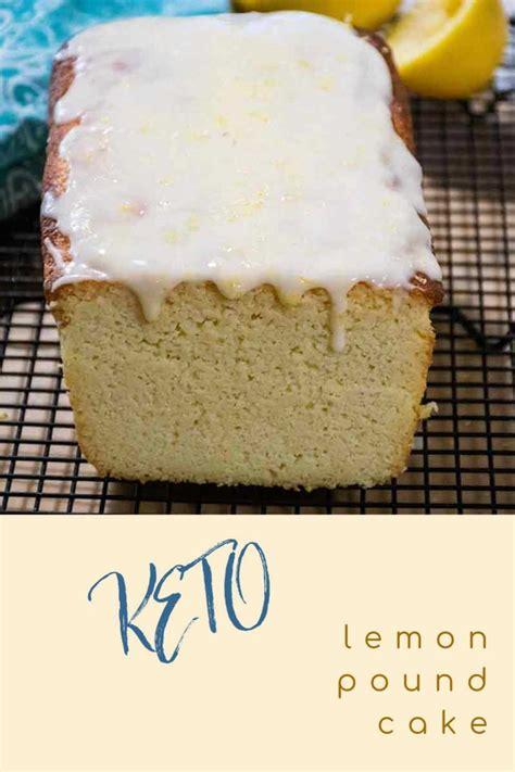 The healthiest and sweetest diabetic pound cake recipe is probably splenda blend sour cream pound cake. Keto Lemon Pound Cake | Recipe | Lemon icing, Pound cake, Cake
