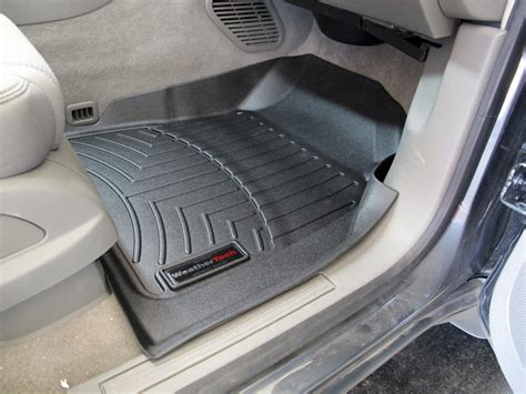 weathertech floor mats gmc weathertech floor mats for gmc acadia 2011 wt442511