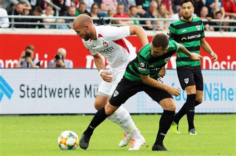 The football team currently plays in regionalliga west which is the fourth tier in german football. Spielfotos: Preußen Münster - 1. FC Kaiserslautern 3:2 (0 ...