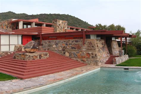 Frank Lloyd Wright School Of Architecture Could Lose