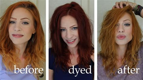 wash hair  dying uphairstyle