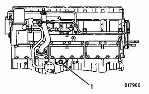 3116 And 3126 Truck Engines Measuring Engine Oil Pressure