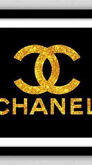 INSTANT DOWNLOAD Chanel Fashion Logo Printable 8x10