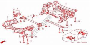 Cross Beam Body Parts S2000 2002 S2000 Honda Cars   Honda