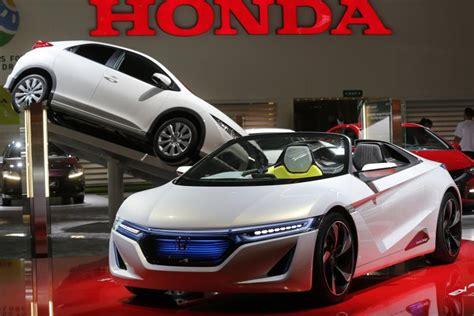 electric car news honda hitachi announce joint venture