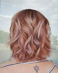 Best Rose Gold Hair Ideas And Images On Bing Find What You Ll Love
