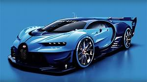 Bugatti Vision Gt : this is the bugatti vision gran turismo and it 39 ll do 250mph top gear ~ Medecine-chirurgie-esthetiques.com Avis de Voitures