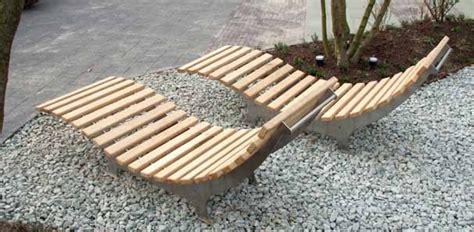 Liege Für Garten by Impressive Design Relaxliege Holz Bauanleitung Garten Aus