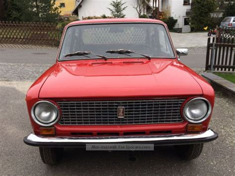 1980 Lada 21011/1300 Original Condition