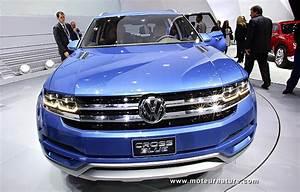 Volkswagen Hybride Rechargeable : volkswagen crossblue concept avec un masque hybride rechargeable ~ Melissatoandfro.com Idées de Décoration