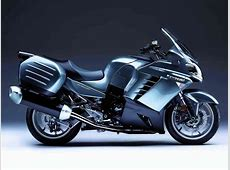 2008 Kawasaki Concours 14 Review Top Speed