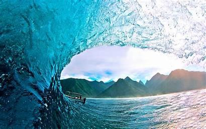 Teahupoo Ocean Waves Biggest Tahiti Film Surf