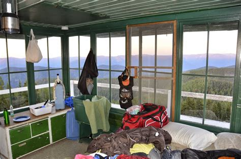 Eric And Jolies Blog Sex Peak Fire Lookout Really