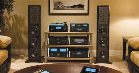 Sound Design Stereos This Home Audio System