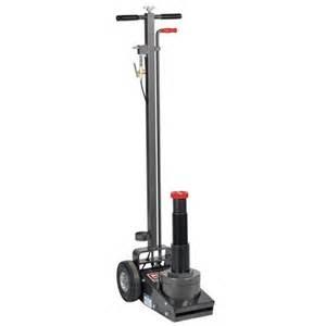 gray floor service jack tsl 70 35 ton ohio power tool