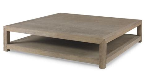 huge square coffee table large square napa coffee table mecox gardens
