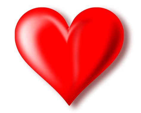 Red Heart 3 D Wallpaper Hd Wallpapers13com
