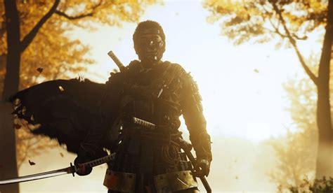 ghost tsushima armor