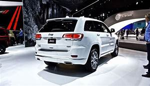 Jeep Grand Cherokee Summit To Compete With German Luxury