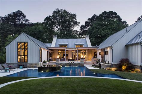 modern farmhouse harrison design