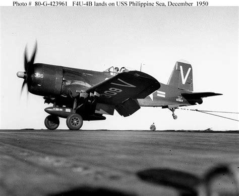bureau corsair vought f4u 4b quot corsair quot fighter bureau 62924 landing