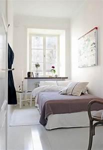 Sehr Kleines Zimmer Einrichten : kleine slaapkamer inrichten interieur inrichting ~ Bigdaddyawards.com Haus und Dekorationen