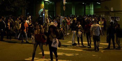 venezuela power outage plunges   nation