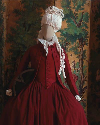 amazone exhibited at the musee toile de jouy 1780 18th century costuming