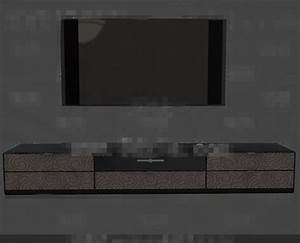 TV Hintergrund Wall 3D Models Free Download 3D Model