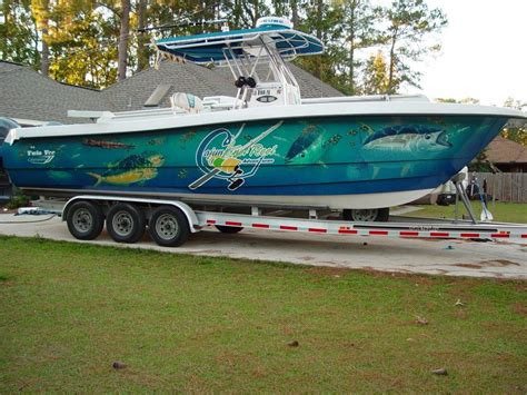 Boat Wraps Pensacola Fl by Pin By Day On Inventive Fishing Project