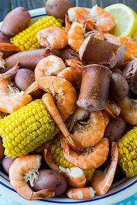 Instant Pot Low Country Boil Spicy Southern Kitchen