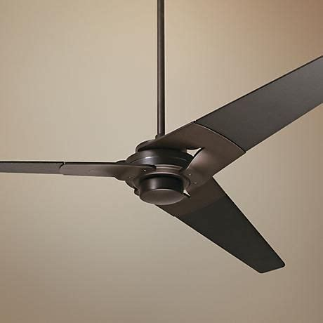 black contemporary ceiling fans 62 quot modern fan torsion black dark bronze ceiling fan