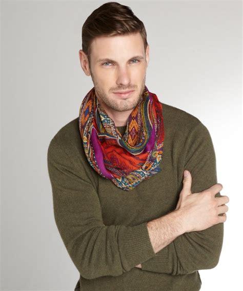comment nouer un foulard homme m 234 me sans exp 233 rience
