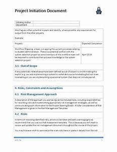project initiation document template ape project management With project management documents and templates