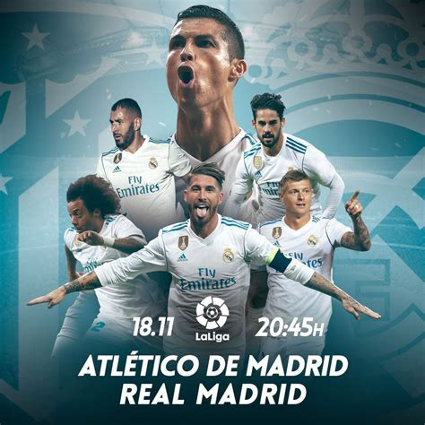 Live Stream Atletico Madrid Vs Real Madrid La Liga Match