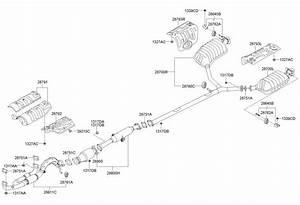 287513s100 - Hyundai Gasket