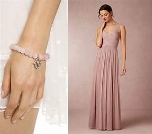 couleur pantone 2016 deco et mode en rose quartz et bleu With robe fourreau combiné avec bracelet breloque personnalisable