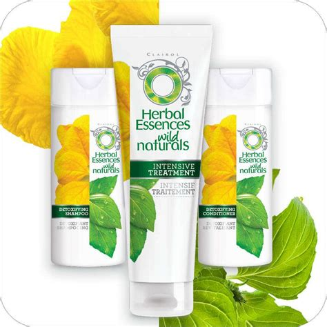 Amazon.com: Herbal Essences Wild Naturals Detoxifying