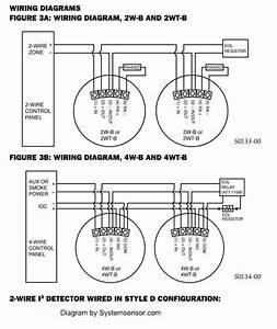 Autosportswiring  4 Wire Smoke Detector Wiring Diagram