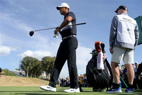 Tiger Woods changes driver shaft and loft at Genesis Open ...