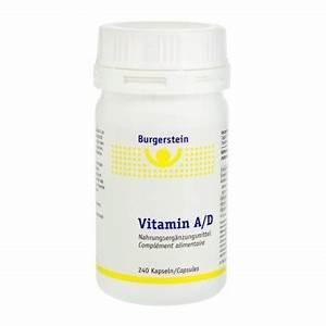 Vitamin D Dosierung Berechnen : burgerstein vitamin a d ~ Themetempest.com Abrechnung