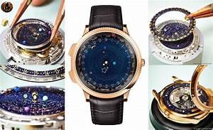 An Amazing Solar System in a Watch - iWatchau