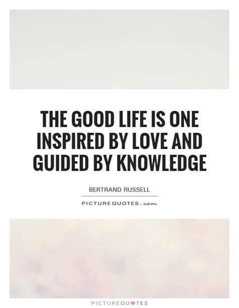 good life   inspired  love  guided