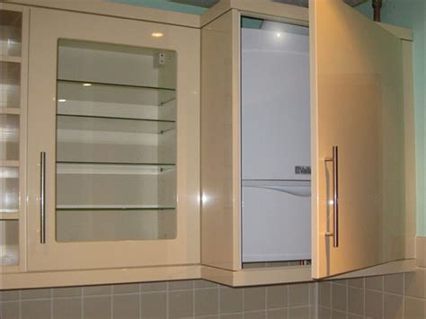 Stylish Cupboards by Stylish Boiler Kitchen Cupboard Diy Boilers In 2019