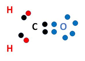 H2co Dot Diagram by What Is The Lewis Dot Structure For Ch2o Quora