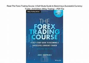 Forex Trading Course Book