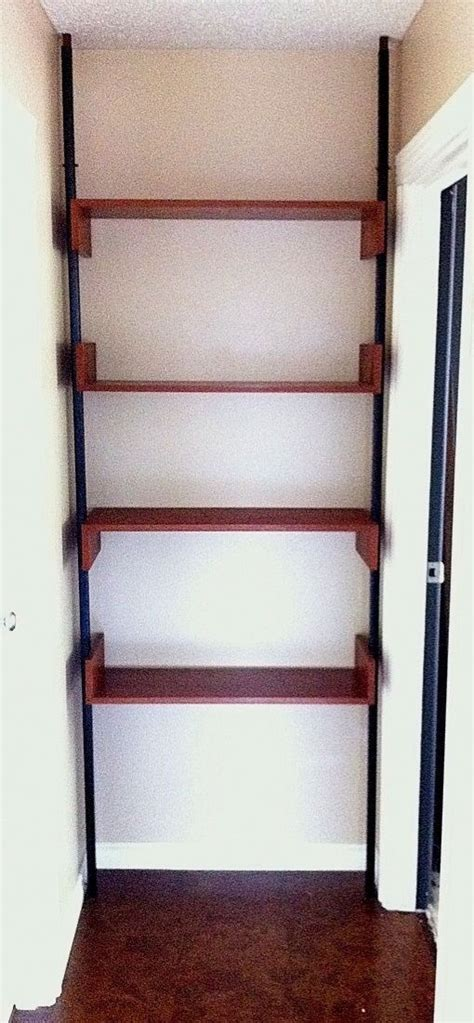 floor to ceiling tension rod shelves 17 best images about mid century room dividers on