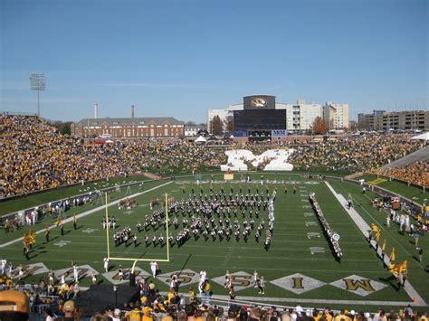 Daktronics Refurbishes University of Missouri Football ...