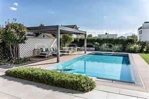 Gartengestaltung Mit Pool : wohnlicher garten mit pool parc 39 s gartengestaltung ~ A.2002-acura-tl-radio.info Haus und Dekorationen