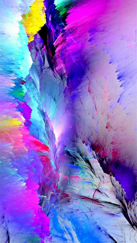 Artistic Iphone X Wallpaper by Colorful Mobile Hd Wallpaper Vactual Papers